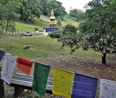 Der Tibetische Teil und.......