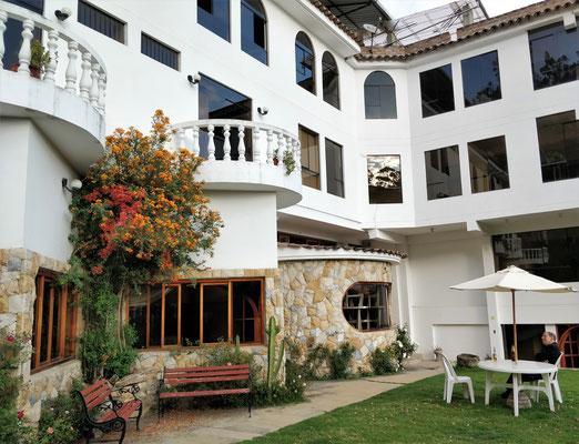 Das La Maison Casa Hotel in Andahuaylas.