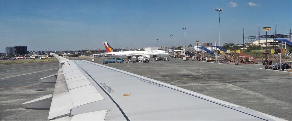 Der Flughafen......
