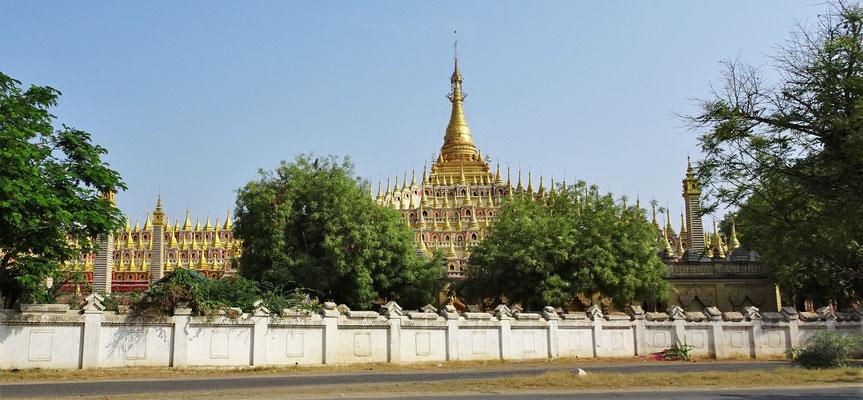 .....Sambuddhe Pagoda die...