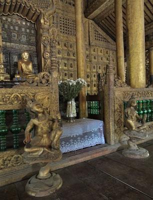 Der Altar der für Frauen....