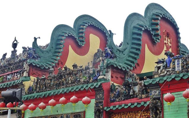 ...Cina Town begann...