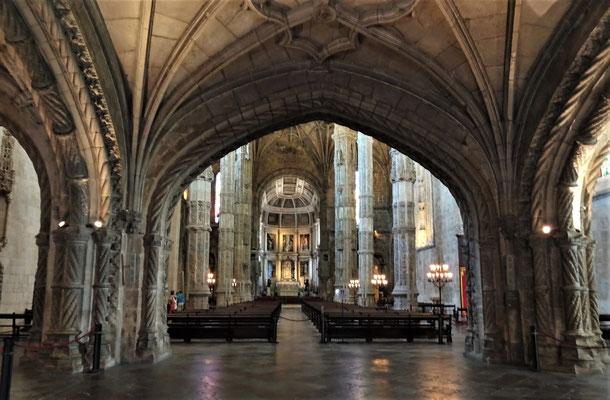 Der Bau wurde 1501 begonnen......