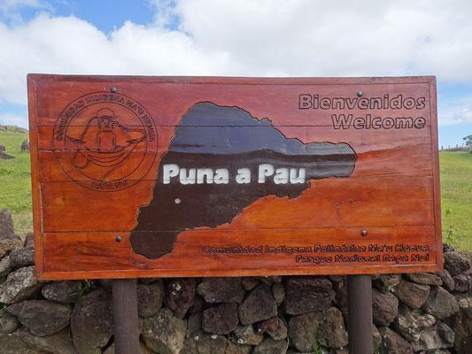Puna Pau ist.....