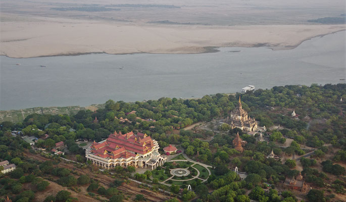 Das Museum von Bagan