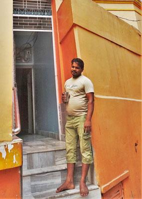 Suraj der Bruder des Chef