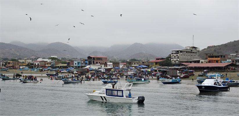 Unser Ausflug zur Isla dela Plata.