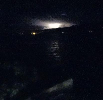 Gewitter in der Nacht...