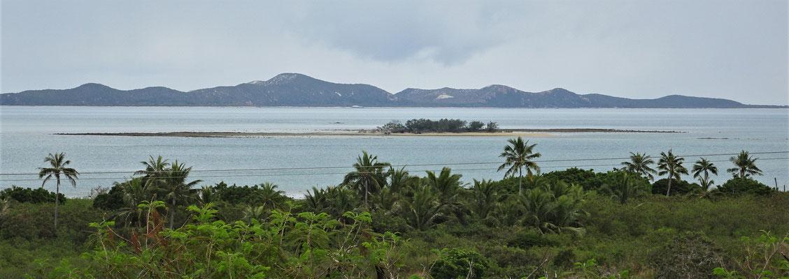 .....auf der Hauptinsel Grand Terre.
