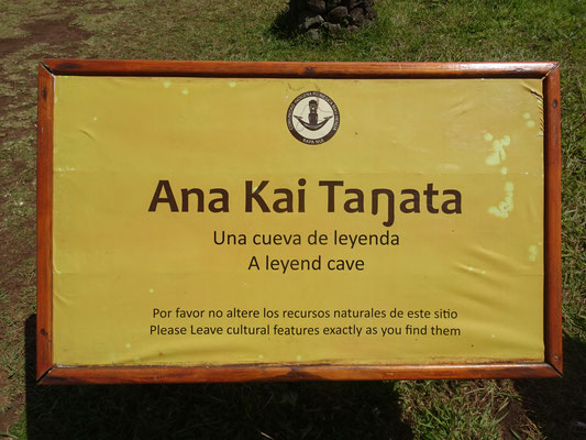 Ana Kai Tangata ist....