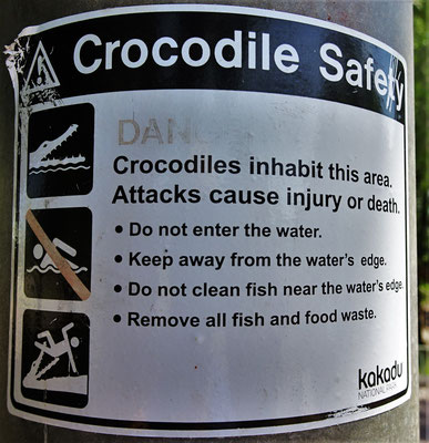 Dieses Schild wurde mit recht platziert weil....