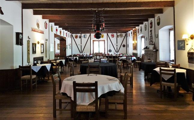 Das Restaurant mit.....