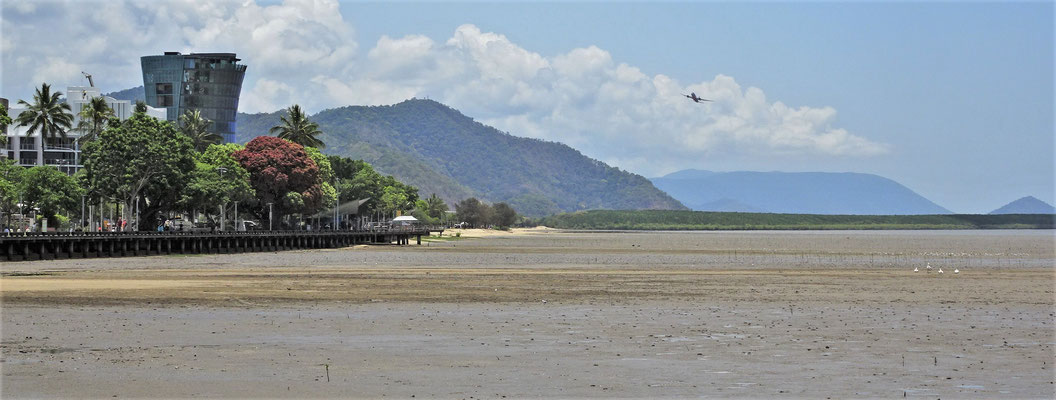 Die Beach von Cairns.....