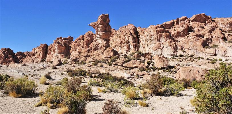 Der Rock Canyon mit....
