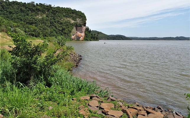 Der Rio Parana.....