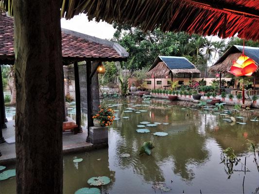 Ein Vietnamesisches Restaurant....