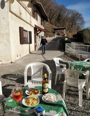 Hotel Rondanino in Lanzo.