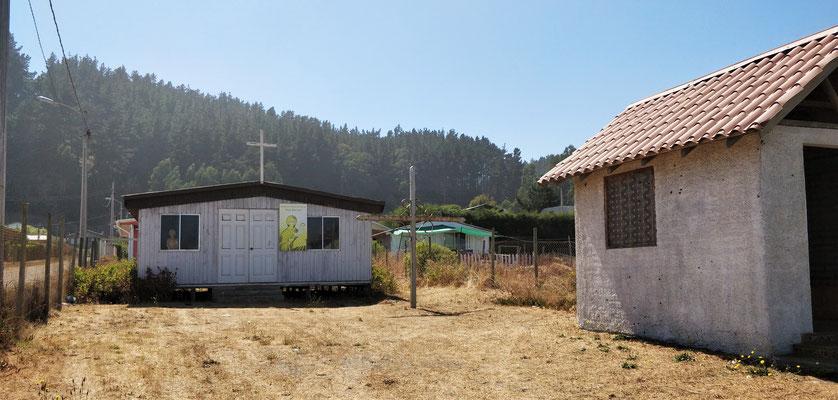 Die kleine Kirche....