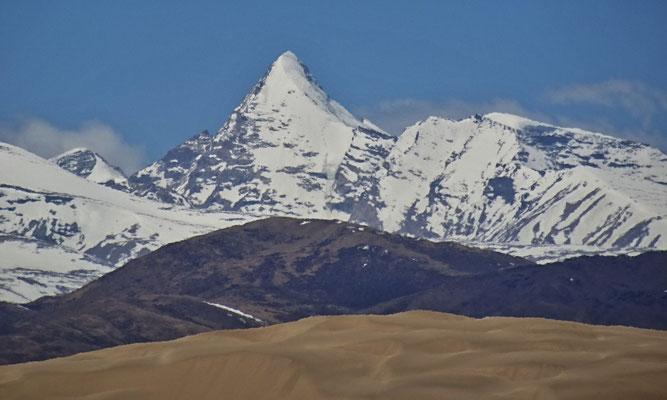Wir tauften ihn tibetisches Matterhorn.