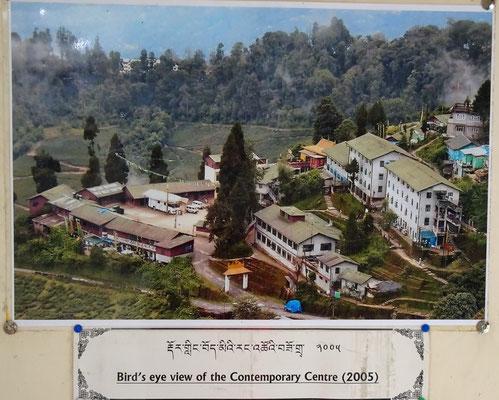 Das Tibetische Flüchtingslager....