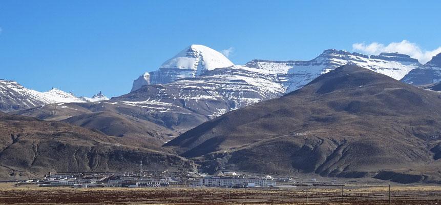 Adieu Kailash, leider ohne Kora