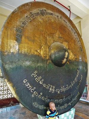 Ein grosser Gong