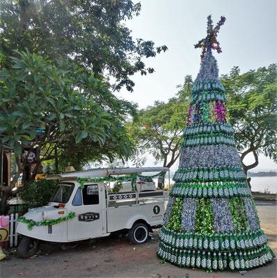 Der etwas andere Weihnachtsbaum......