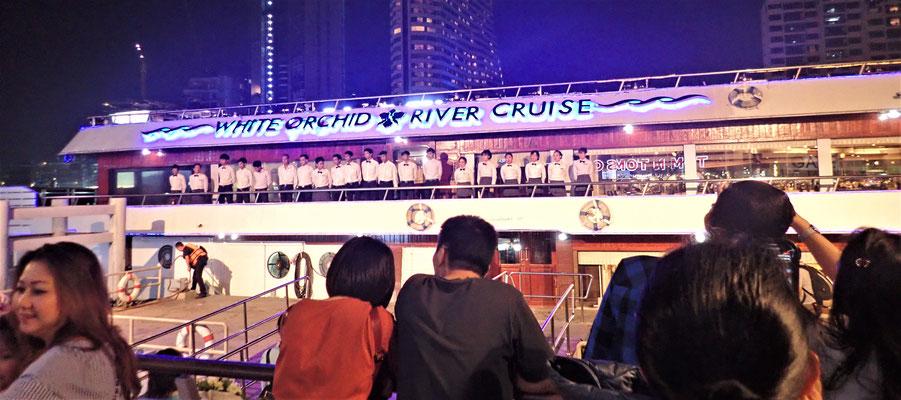 .....Manam Chao Phraya Fluss....