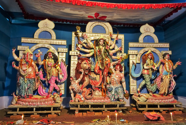..Durga Puja Fest.
