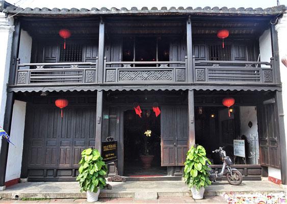 Ein traditionelles Haus......