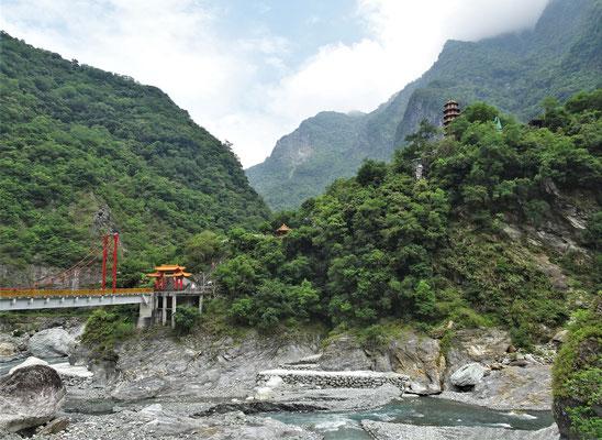 Der Xiangde Tempel......