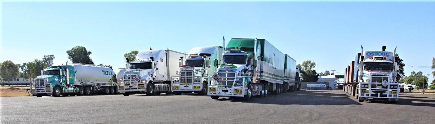 .....für diese Trucks.