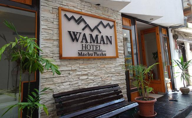 ......Waman Hotel.