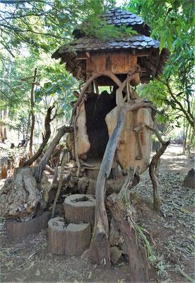 Besuch des Khmer Dorfes.....