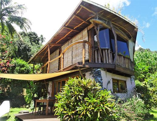 Die Vanira Lodge in Tahiti Iti.