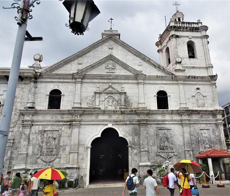 Die Basilica del Santo Nino.....