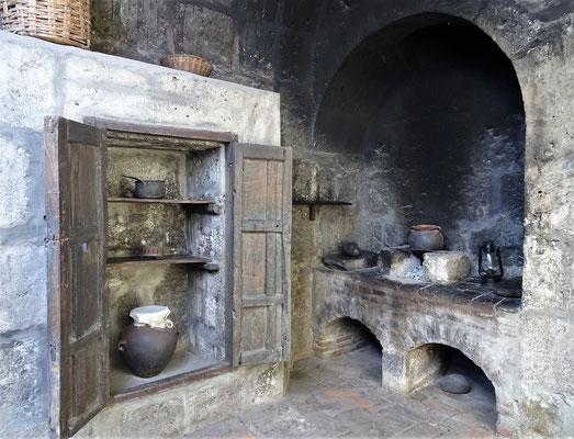 .......mit der Küche.