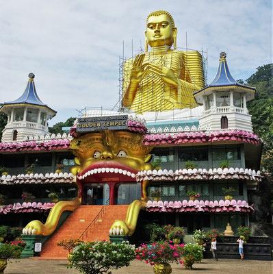 Der goldene Tempel von.....