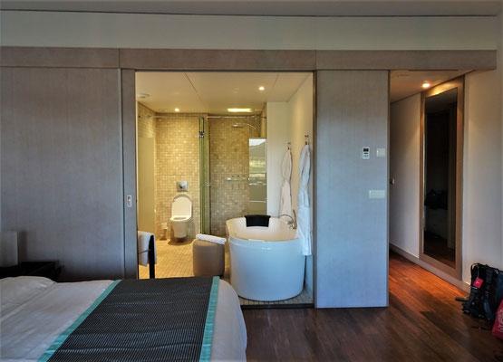 Unser Luxus Zimmer........