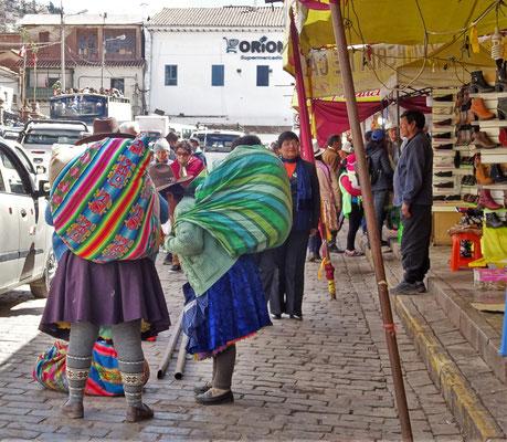 Einkauf beim Central Markt.....