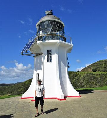....steht dieser Leuchtturm....