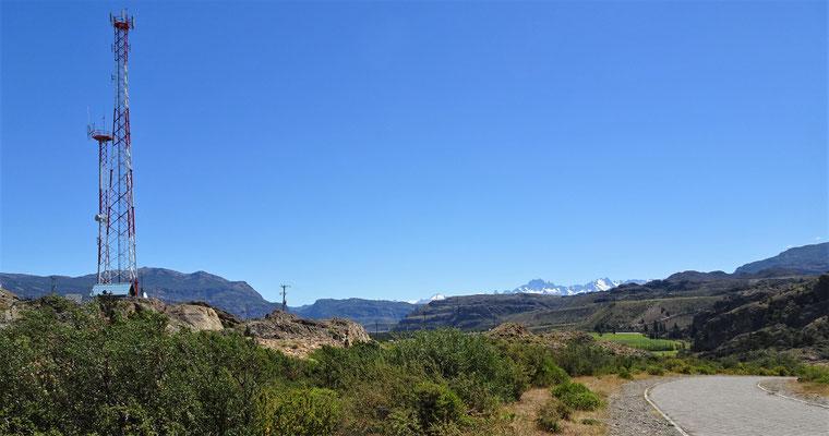 Nach der Chilenischen Grenze....