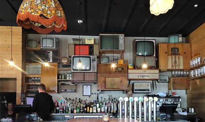 Eine spezielle Bar....