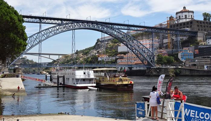 Das Wahrzeichen von Porto.