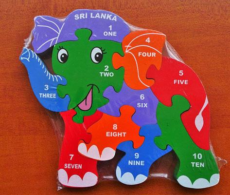 ...diesen lustigen Elefanten kauften.