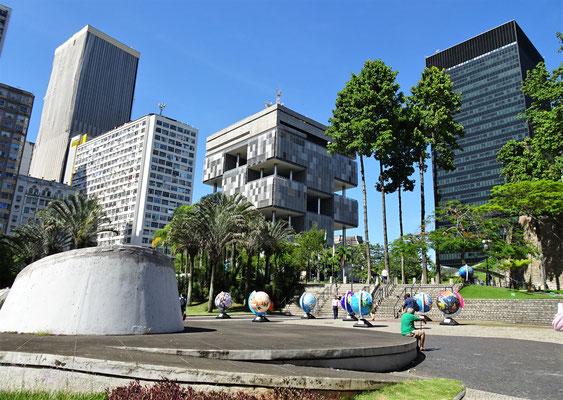 Rios moderne Bauten.....