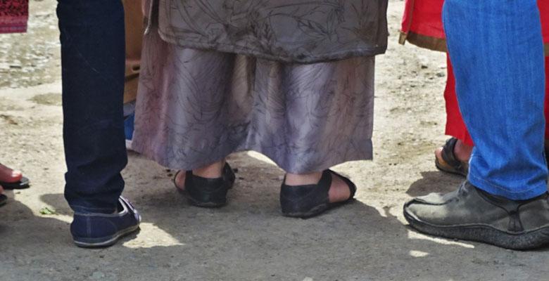 Die geeigneten Schuhe für den Schnee