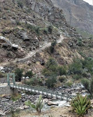 Der Inca-Trail.