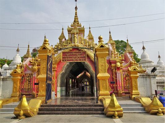 ...Kyauktawgyl Pagoda.