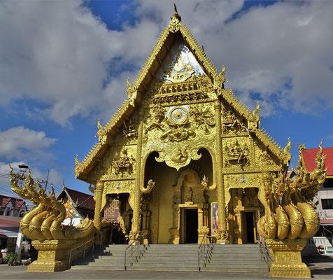 Der goldene Tempel.....